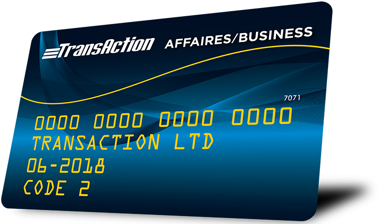 La carte TransAction