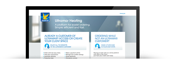 The Ultramar energy client space