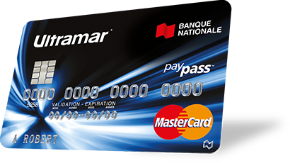Ultramar MasterCard Credit Card