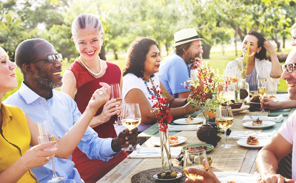 Plan a Garden Party Like a Pro