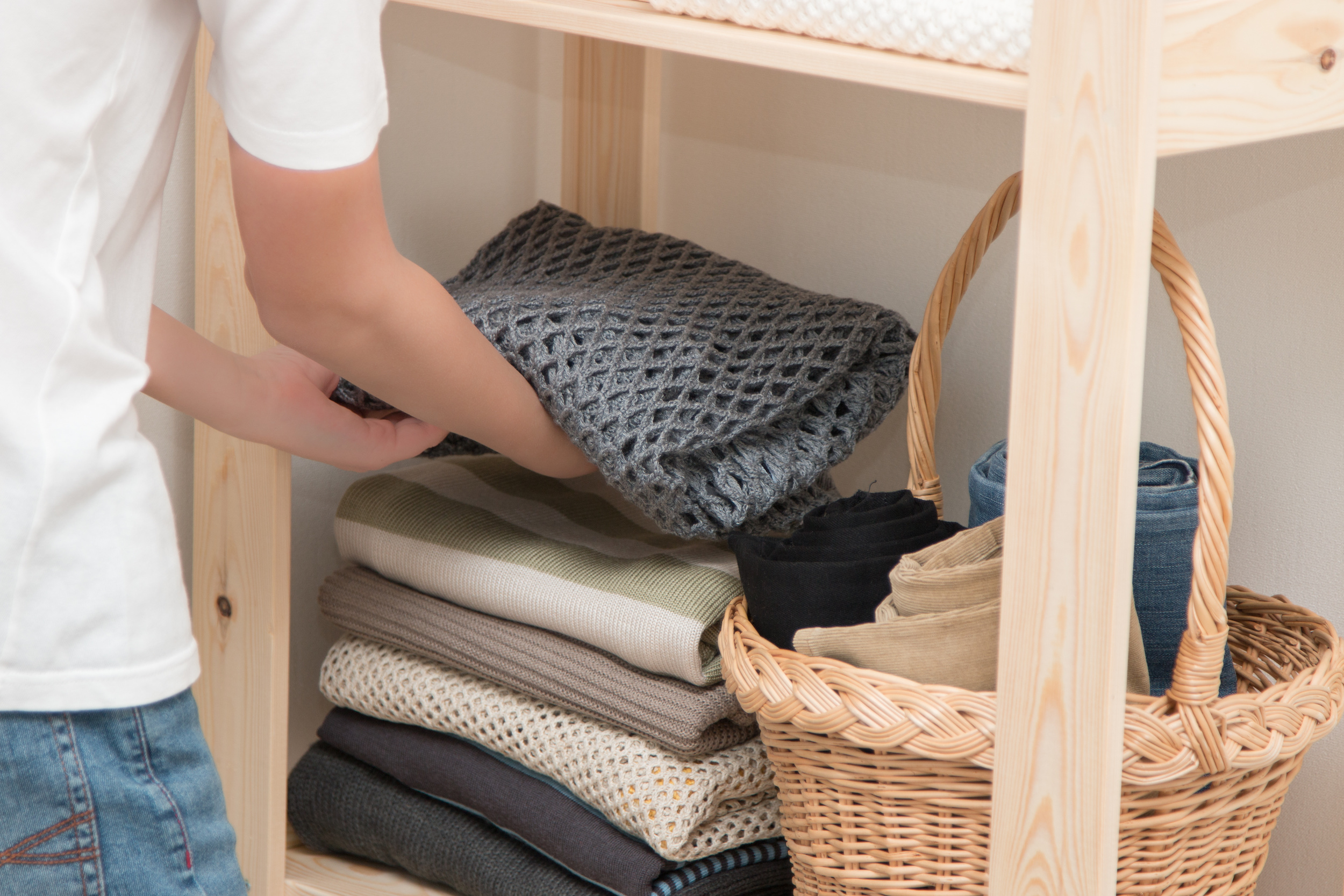 Ultra-Spring cleaning, the KonMari Way